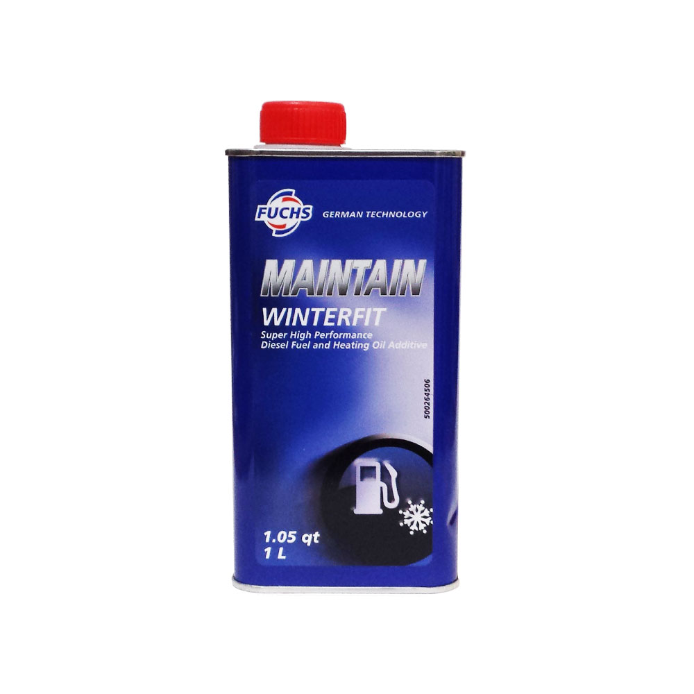 Добавка За Дизел, FUCHS, MAINTAIN WINTERFIT, 1 Литър